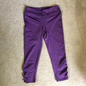 Gaiam crop Yoga legging